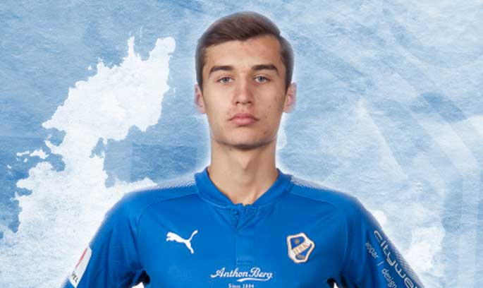 IFK Värnamo lånar målfarlige Rasmus