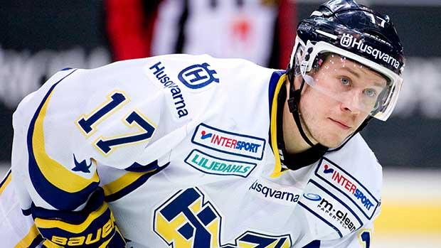 Andreas Falk åter i HV71