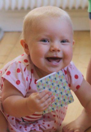 Ellenore Emilsson 1 år