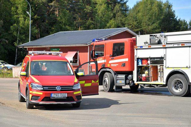 Färre utryckningar i fjol för räddningstjänsten