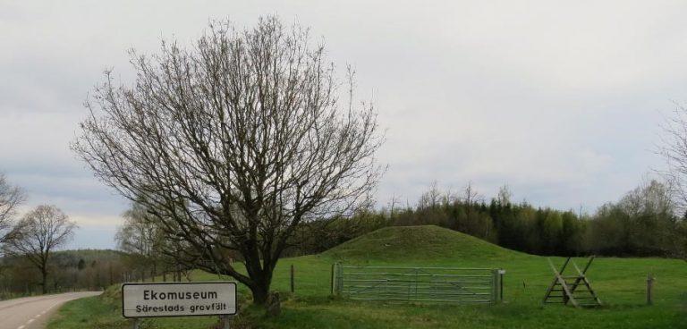 Särestads gravfält samt Hagbards kulle och galge