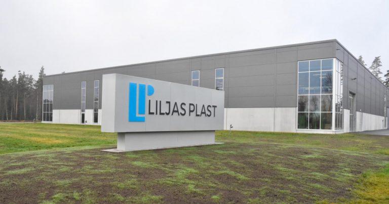 Underhållstekniker till Liljas Plast