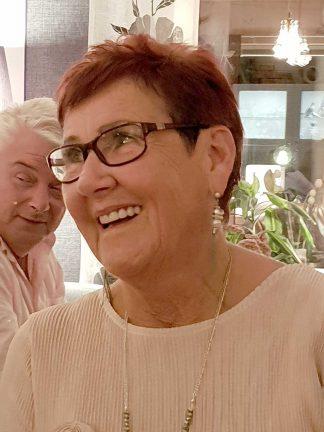 Ann-Marie Wilsson 70 år