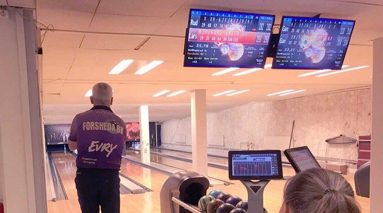 Nyheter i bowlinghallen