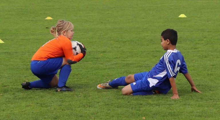 Bildspel och tv: Fotbollens Dag i Vaggeryd