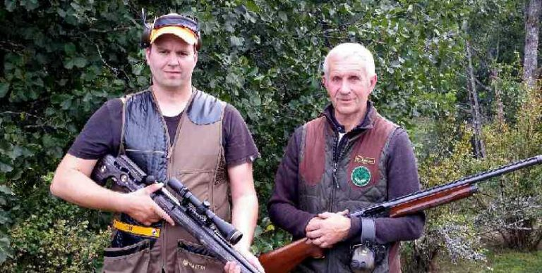 Simon och Göran sköt bäst