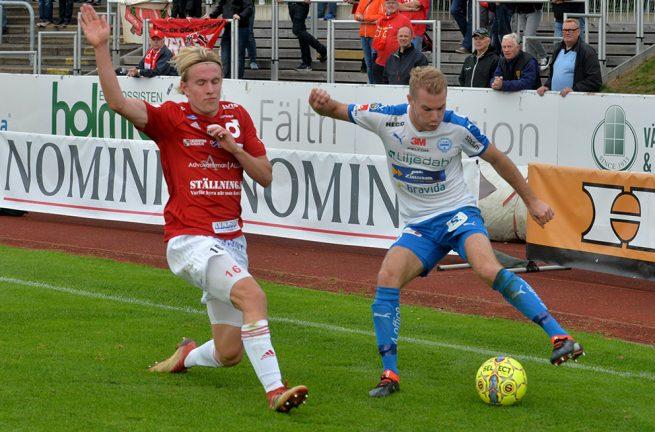 Matchfakta IFK–Degerfors