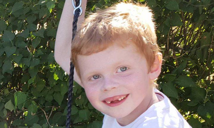Justin Mattsson 7 år