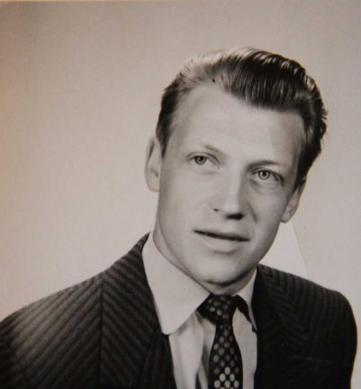 Lennart Fritz 80 år