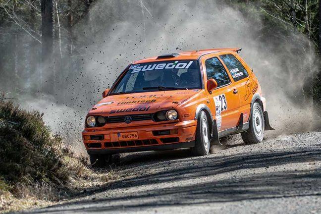 SSMK arrangerar Rally SM 2020