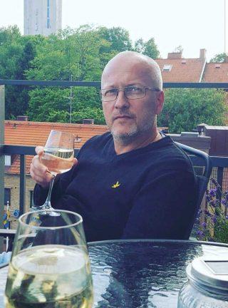 Micke Juul 50 år
