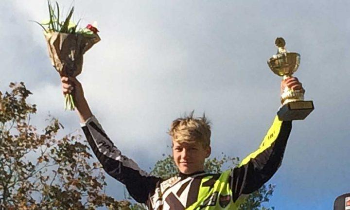 Kalle vann i Ränneslättsloppet