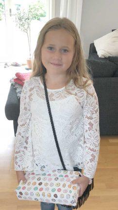 Tyra Pettersson 8 år