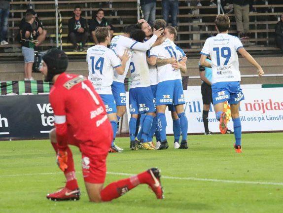IFK har ödet i egna händer