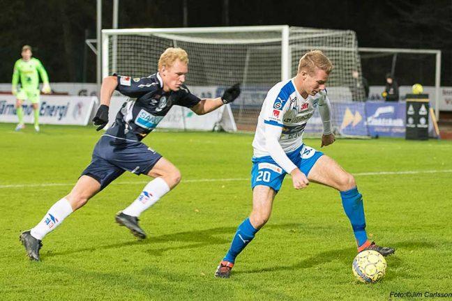 Direkt, IFK–Gefle, slut: 3–2