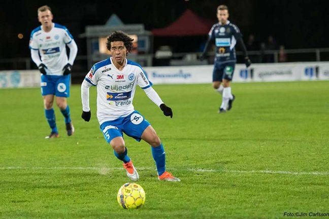 Fabio Gama lämnar IFK