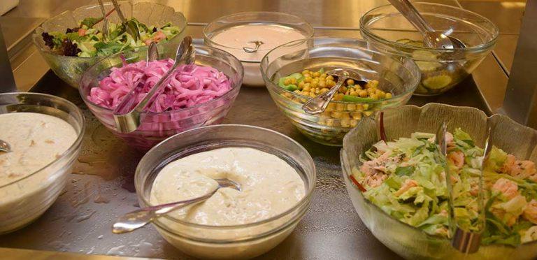 Nya köket för litet – portionsmåltiderna flyttas