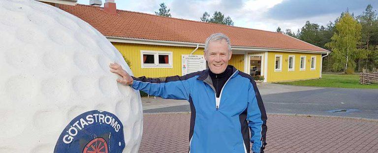 Sverre gjorde hole-in-one