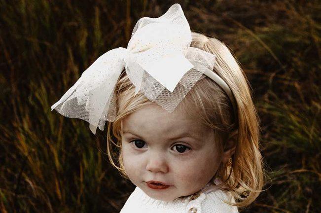 Elsa Carlsson 2 år
