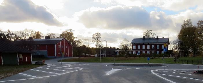 Fågelforsleden, ett LONA-projekt mellan Västra lägret och Götaström
