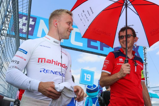Felix Rosenqvist tillbaka i Formel E