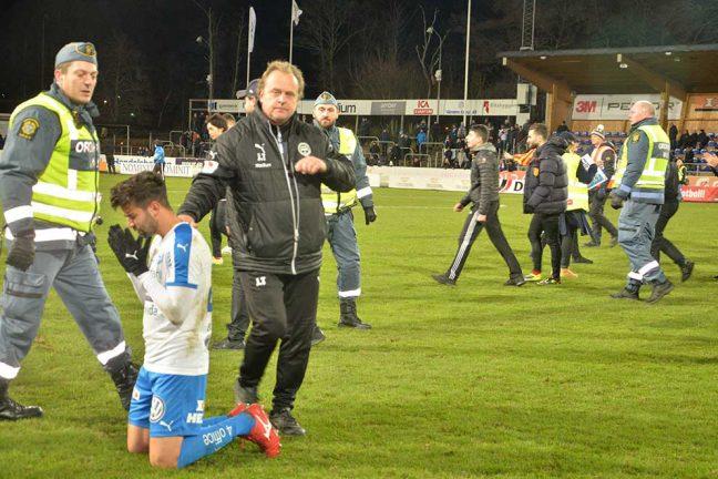 Bildspel: Sista matchen i Superettan för IFK