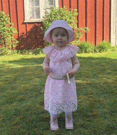 Nellie Nilsson 2 år