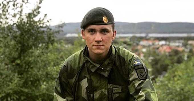 Robin Lindqvist 19 år