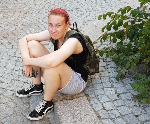 Lisa Karlsson 18 år