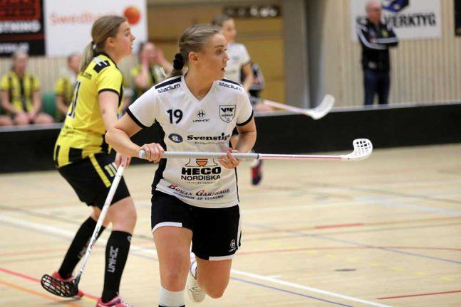 Bildspel: Två mål av Astrid Berg när VIK vann