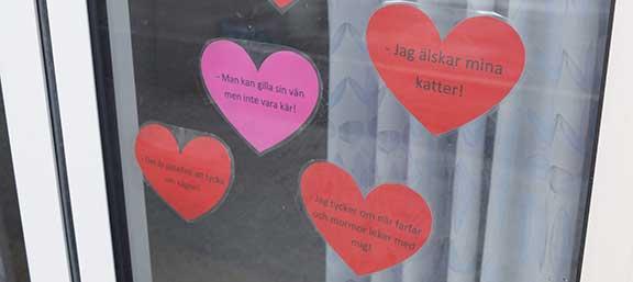 Förskolans kärlekshälsning