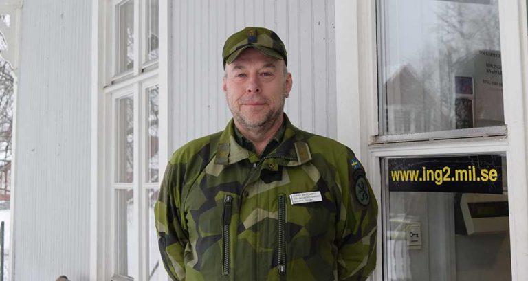 Jonas är ny skjutfältschef