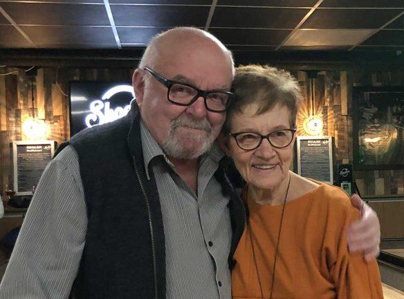 Marianne och Ingemar Stensson – guldbröllop