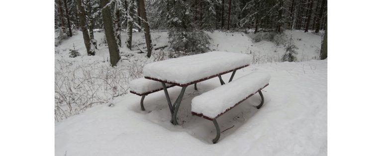Klimatprognosen: Vaggeryd förlorar minst en månads snö