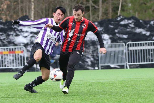 Bildspel: FC Dardania avgjorde i första halvlek