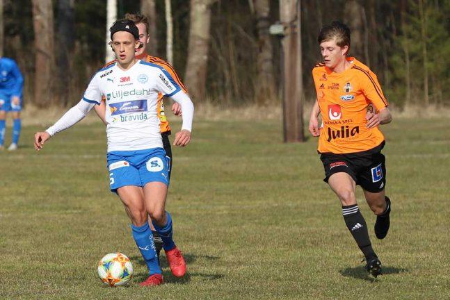 1–1 för IFK herr