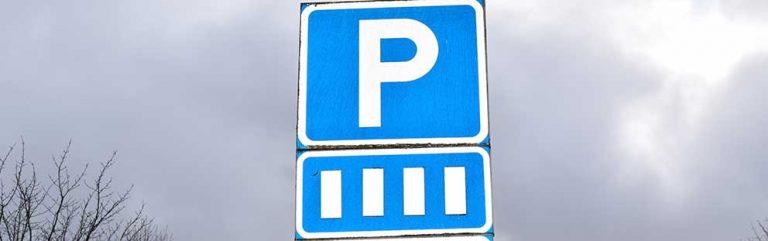 Bygglov för parkeringsplatser beviljades