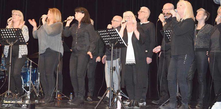 Betel sjöng för Frälsningsarmén