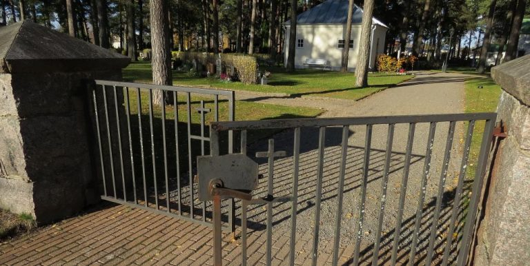 Skillingaryds begravningsplats