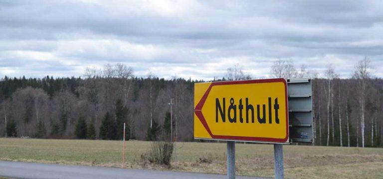 Influensområdet kan stoppa hus i Nåthult