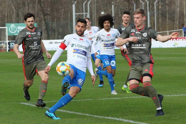 IFK vann i Skövde