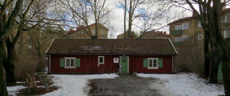 Stockholm, en berättelse om en huvudstad, del 15, Abrahamsberg