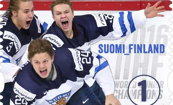 Finland är världsmästare i ishockey 2019