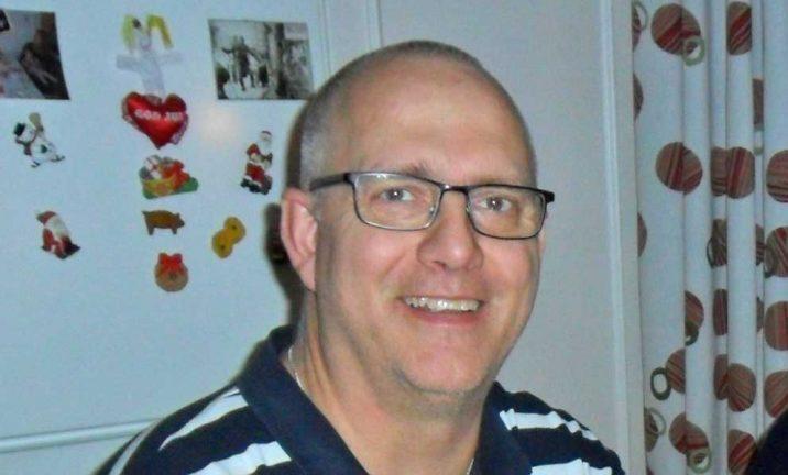Peter Wahlström 50 år