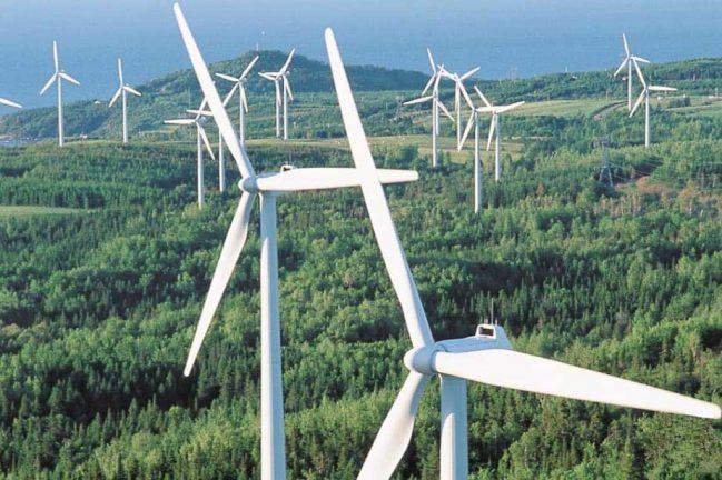 Avtalet uppsagt: Vindkraftspark söker ny ägare