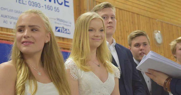 Hundratalet nior lämnade Hjortsjöskolan