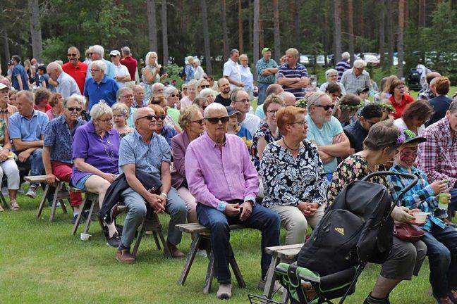 Över 2000 firade på Bäckalyckan