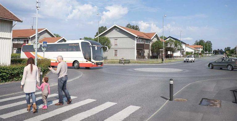 (C) vill vänta med investering på Storgatan