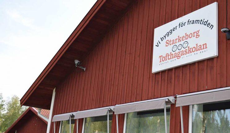 Tofthagaskolan bygger för framtiden