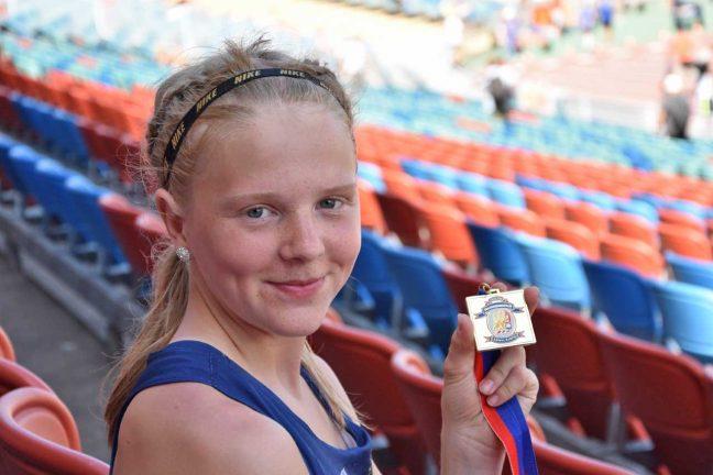 SM-guld för Emma Sandin